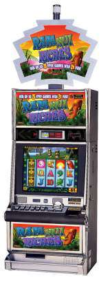 Rapanui Riches the Slot Machine