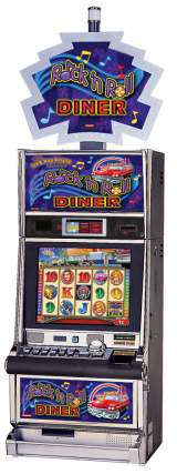 Rock 'n Roll Diner the  Slot Machine