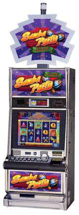 Samba Party the  Slot Machine