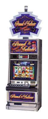 Stand & Deliver the Slot Machine
