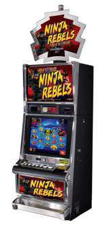 Ninja Rebels the  Slot Machine