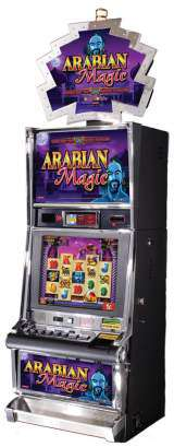 Arabian Magic the  Slot Machine