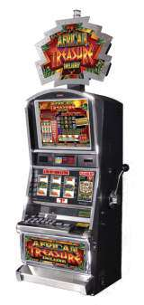 African Treasure Deluxe the Slot Machine