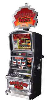 Bonus Fury 10X the Slot Machine