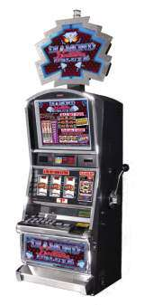 Diamond Solitaire Deluxe the Slot Machine
