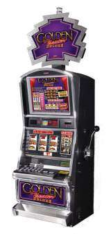 Golden Theater Deluxe the  Slot Machine