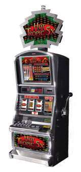 Hot Tropic 5x the Slot Machine