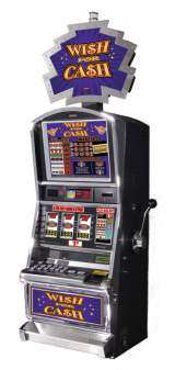 Wish for Cash the  Slot Machine