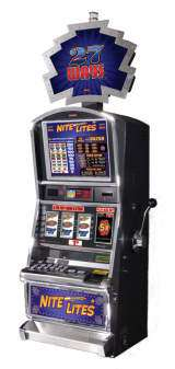 Nite Lites the  Slot Machine