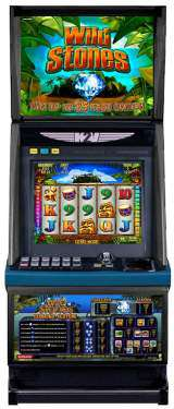 Wild Stones the  Slot Machine