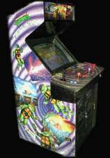 Teenage Mutant Ninja Turtles - Turtles in Time [Model GX063] the Arcade Video Game