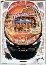 CR Fever Indiana Jones [Model MF-T/ST7] the  Pachinko