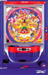 CR Megaton Saurer the  Pachinko
