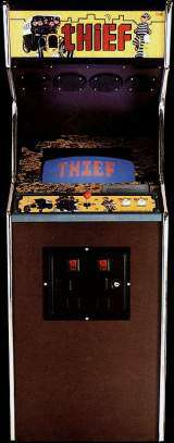 Thief the  Video Game PCB
