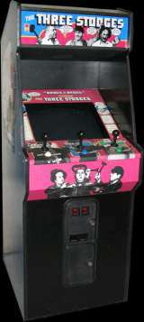 The Three Stooges in Brides is Brides [GV-113] the  Arcade Video Game PCB