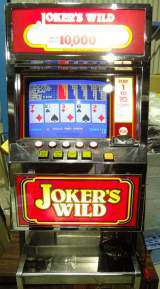 Joker's Wild the  Arcade Video Game PCB