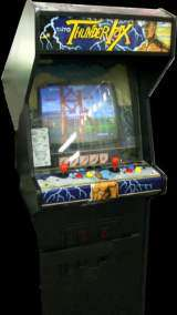 Thunder Fox the  Arcade Video Game