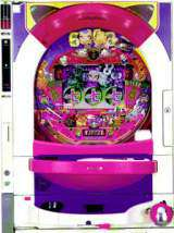 CR Okappiki Zenigata kun 3 the  Pachinko