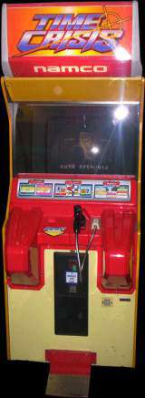 Time Crisis the  Arcade Video Game