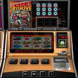 4 Reels Drive the Slot Machine