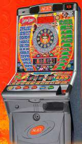 Captain Scarlet the Fruit Machine