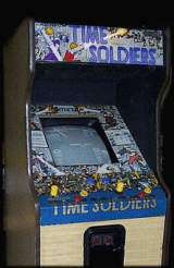 Time Soldiers the Arcade Video Game