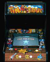 The Tin Star the  Arcade Video Game PCB