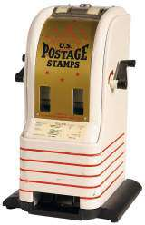 U.S. Postage Stamps the  Vending Machine