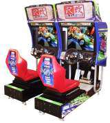 R-Tuned - Ultimate Street Racing the  Arcade Video Game PCB