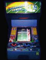 Touch Down Fever Arcade Video Game