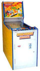 Cross-Country Dinosaur the  Redemption Game