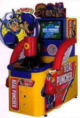 Real Puncher the  Arcade Video Game PCB