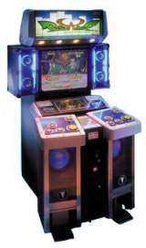 Bust-A-Groove the Arcade Video Game