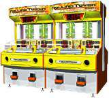 Rolling Tower - The Newest Style Pusher Machine the  Redemption Game