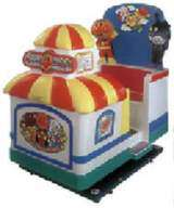Anpanman Photo Studio the Coin-op Kiddie Ride