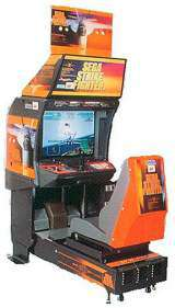 Sega Strike Fighter [Standard model] the  Sega NAOMI Cart.