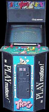 Trog Arcade Video Game