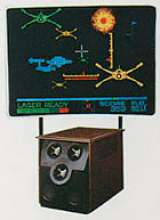 Video Moon Tracker the Arcade Video Game
