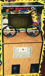 The Monsters the  Arcade Video Game PCB