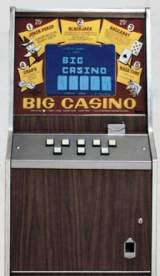Big Casino [Upright model] the  Arcade Video Game