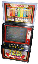 Super 8 Ways Special the Slot Machine