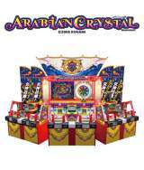 Arabian Crystal the Coin-Op Medal Game