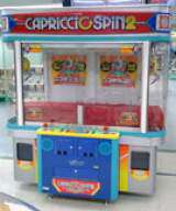 Capriccio Spin 2 the Coin-op Redemption Game