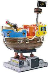 Pirate Ship the Coin-op Kiddie Ride