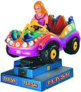 Flash [Interactive model] the Coin-op Kiddie Ride