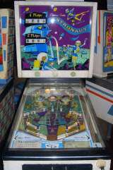 Astronaut the  Pinball