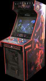 Ultimate Mortal Kombat 3 the  Arcade Video Game