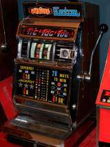 Electron [Tic-Tac-Toe] the Slot Machine