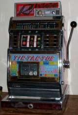 Tic-Tac-Toe Slot Machine