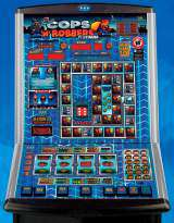 Club Cops 'n' Robbers Platinum [Model PR3241] the  Fruit Machine
